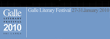 Galle Literary Festival – 100 days to go