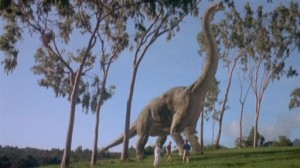 jurassic park brontosaurus
