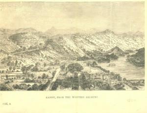 Kandy, 1884