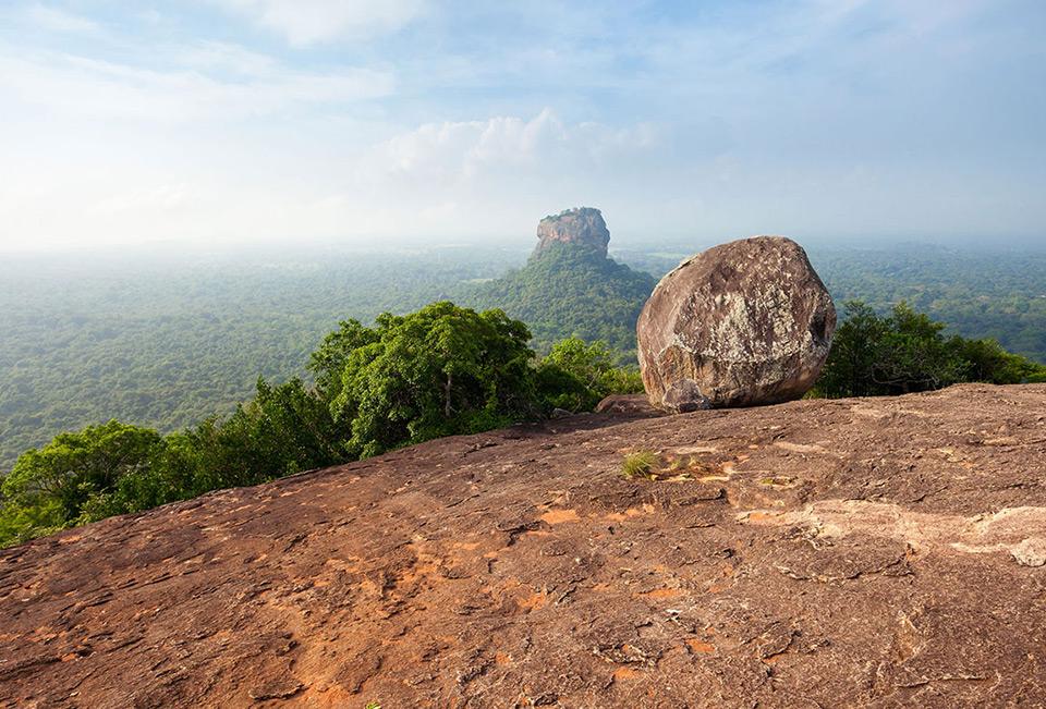 Pidurangala Rock, Sigiriya